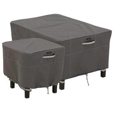 Ravenna, Classic Accessories Hoes voor footstool 53 x 53 H: 43 cm