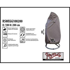 Hoes voor hangstoel, D: 100 & H: 200 cm