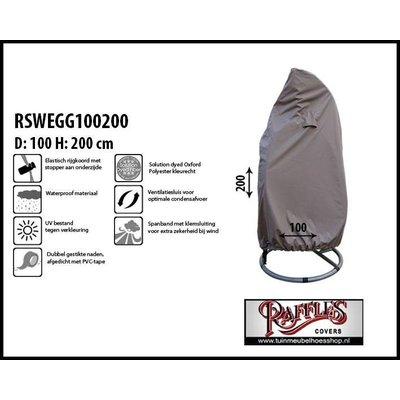 Raffles Covers Hoes voor hangstoel Ø 100 H: 200 cm