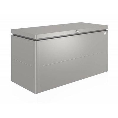 Biohort Grijze Biohort loungebox 160 x 70 H: 83,5 cm