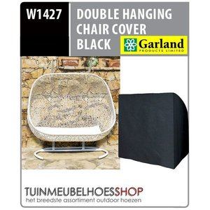 Hoes voor dubbele hangstoel, 161 x 125 x 170 cm
