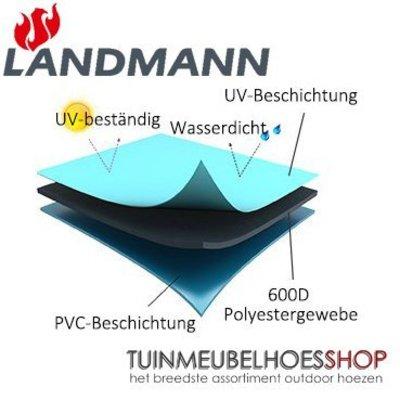 Landmann Bbq hoes 100 x 60 cm H:120 cm