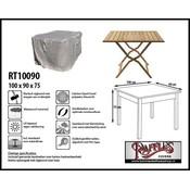 Raffles Covers Hoes voor tuintafel 100 x 90 H: 75 cm