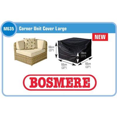 Bosmere  Corner Unit Hoes Large 93 x 93 H: 68/28 cm