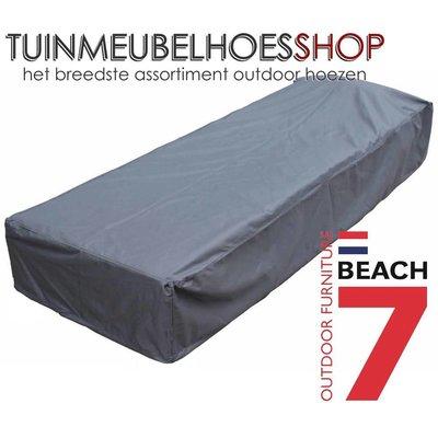 Beach 7 Hoes sunlounger 210 x 60 H: 35 cm
