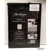 Bellagio Tas voor tuinkussen 90 x 70 x 30 cm