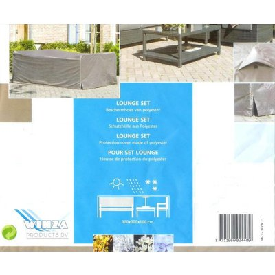 All Seasons Covers / Coverit Tuinset / lounge set beschermhoes 300 x 300  H: 100 cm