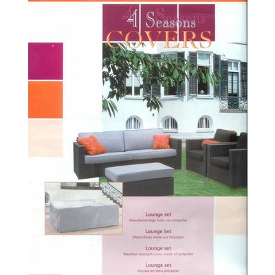 All Seasons Covers / Coverit Beschermhoes tuinset / lounge set  240 x 180  H: 80 cm