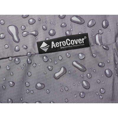 AeroCover Hoekbankhoes voor platformset 255 x 255 x 90 H: 30/45/70 cm