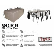 Raffles Covers Hoes tuinset 210 x 125 H: 80 cm