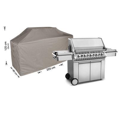 Raffles Covers !!PRE-ORDER - AFWIJKENDE LEVERTIJDEN!! Barbecue beschermhoes 205 x 80 H: 125 / 115 cm