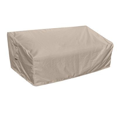 Raffles Covers !!PRE-ORDER - AFWIJKENDE LEVERTIJDEN!! Loungebank beschermhoes 230 x 100 H: 85 / 65 cm