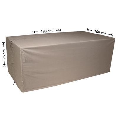 Raffles Covers !!PRE-ORDER - AFWIJKENDE LEVERTIJDEN!! Afdekhoes tuintafel 180 x 100 H: 75 cm