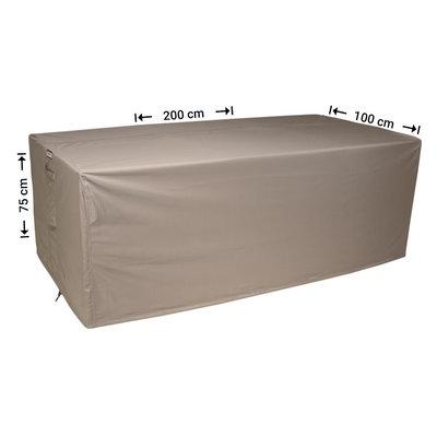 Raffles Covers !!PRE-ORDER - AFWIJKENDE LEVERTIJDEN!! Afdekzeil voor tuintafel 200 x 100 H:75 cm