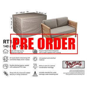 !!PRE-ORDER!! Tuinmeubelhoes loungebank, 140 x 85 H: 75 cm