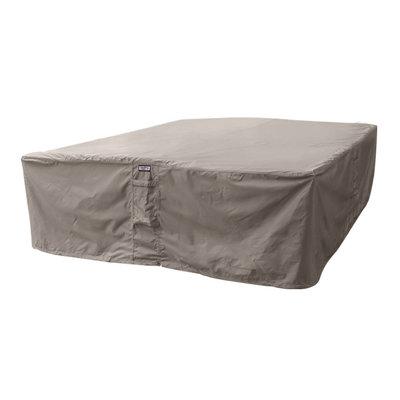 Raffles Covers Hoes loungeset 225 x 225 H: 70 cm