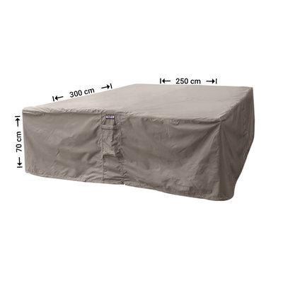 Raffles Covers Hoes voor complete loungeset 300 x 250 H: 70 cm