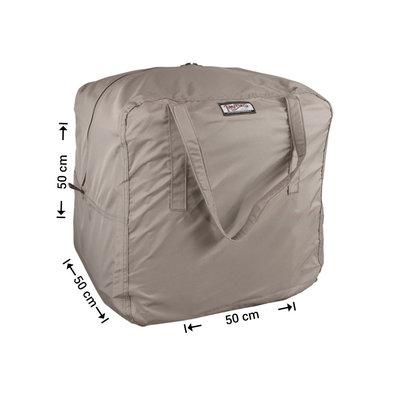 Raffles Covers Opbergtas loungekussens 50 x 50 H: 50 cm