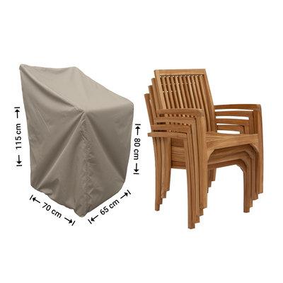 Raffles Covers Beschermhoes stapelstoelen 70 x 65 H: 115 cm