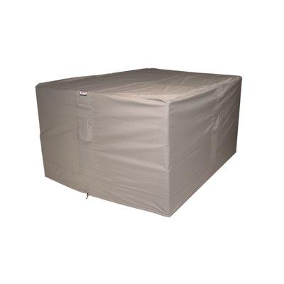 Raffles Covers !!PRE-ORDER - AFWIJKENDE LEVERTIJDEN!! Hoes voor tuinset vierkant 165 x 110 H: 85 cm