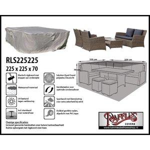 Beschermhoes loungeset, 225 x 225 H: 70 cm