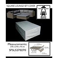 Under Cover Hoes voor loungesets, 270 x 270 H: 70 cm