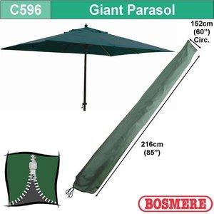 Hoes voor parasol, H: 216 cm