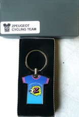 Bianchi TEAM Z Peugeot Key Ring