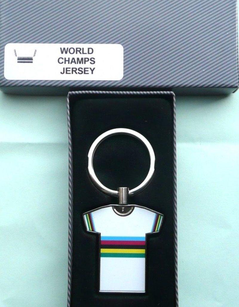 Bianchi World champs jearsy Key Ring