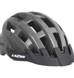 Lazer Compact Helmet SILVER