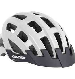 Lazer Compact Helmet RED White