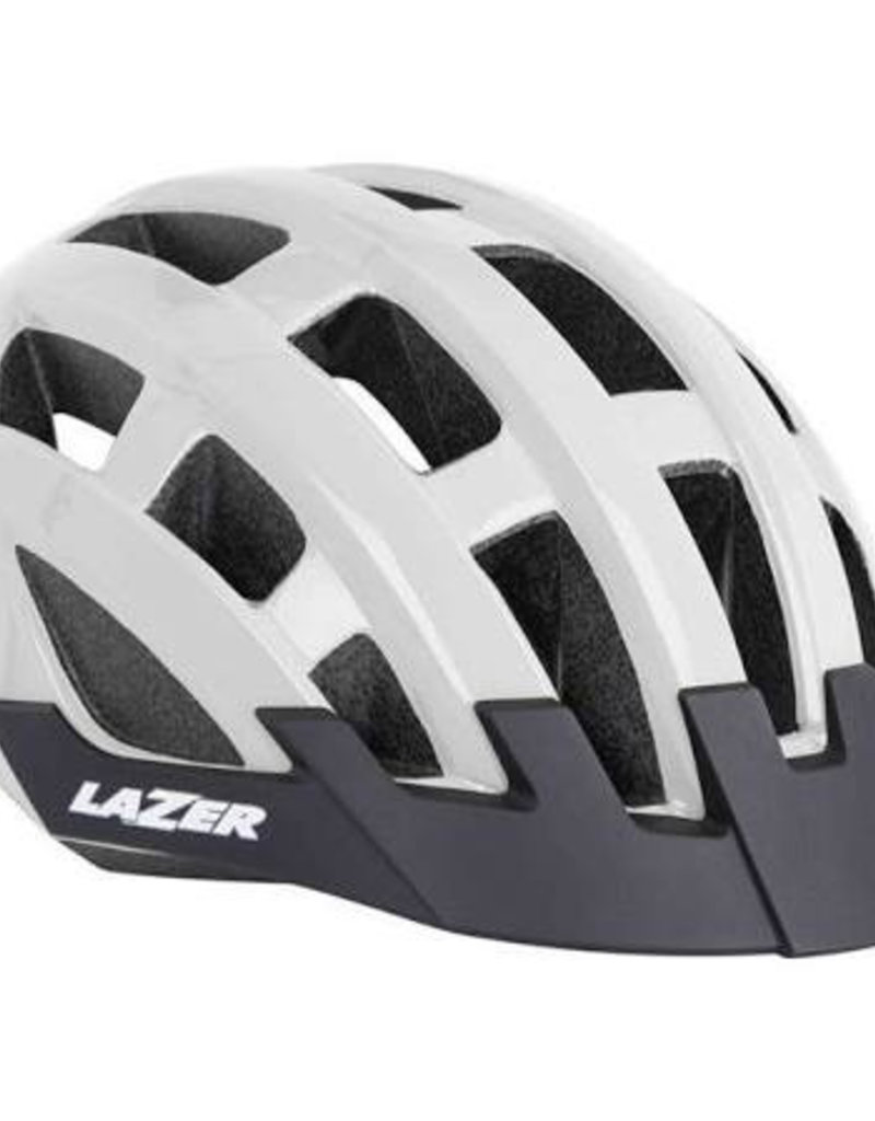 Lazer Compact Helmet RED White