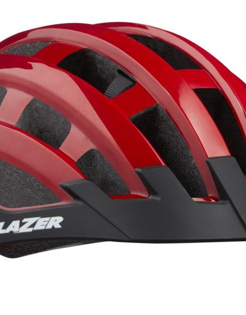Lazer Compact Helmet RED