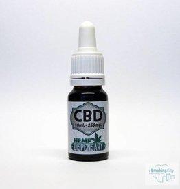 Endoca Hemp Dispensary Oil 250mg CBD 10ml