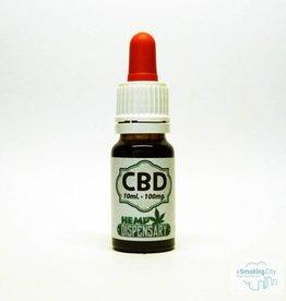 Endoca Hemp Dispensary Oil 100mg CBD 10ml