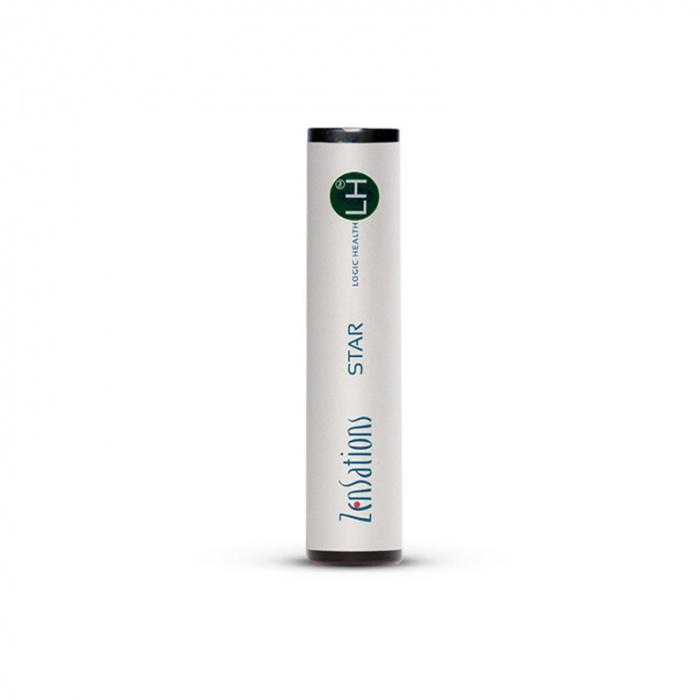ZenSations STAR Batterij 900mAh Zilver