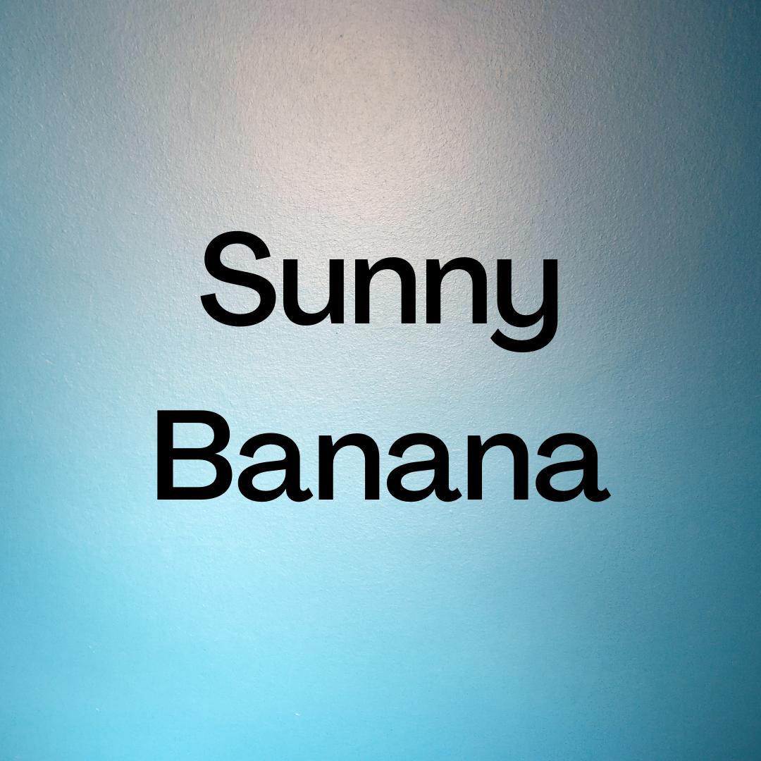 Liquida Liquida, Sunny Banana