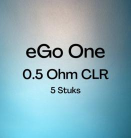 Joyetech Joyetech eGo One CLR coil (0.5 Ohm) 5 stuks