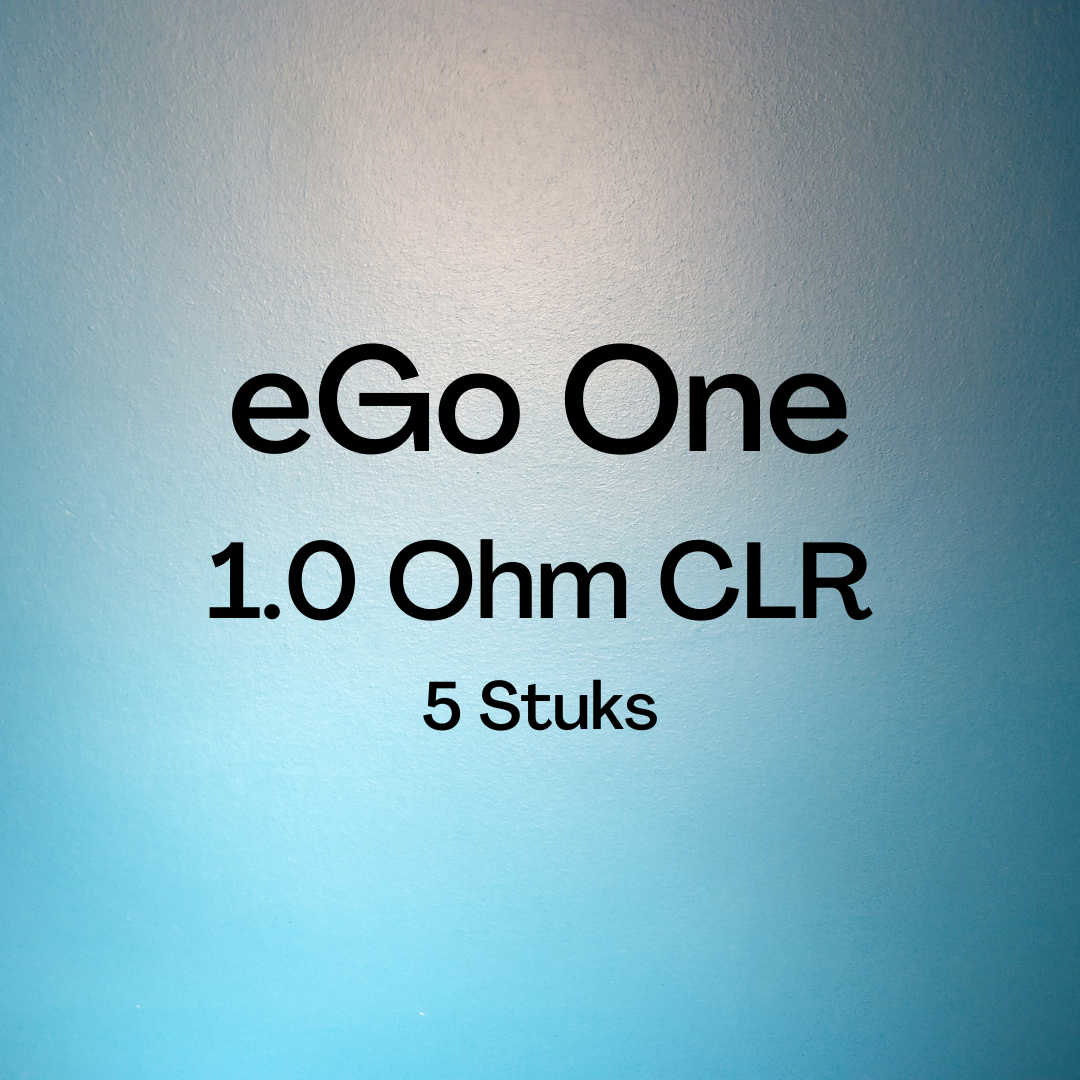 Joyetech Joyetech eGo One CLR coil (1.0 Ohm) ( 5 Stuks )