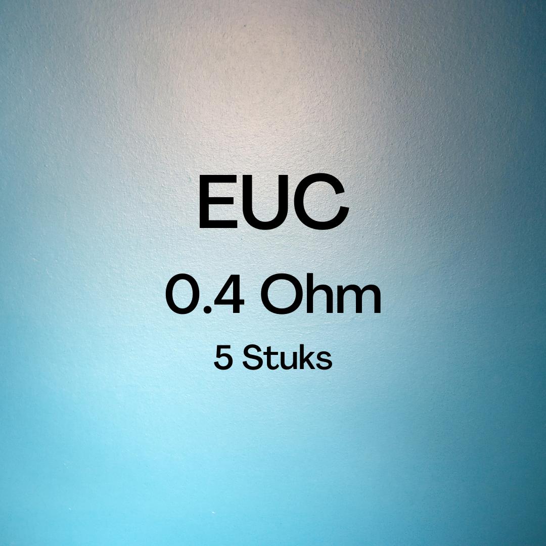 Vaporesso Vaporesso EUC coil 0.4 Ohm ( 5 stuks )