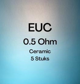 Vaporesso Vaporesso EUC Ceramic 0.5 ( 5 stuks)