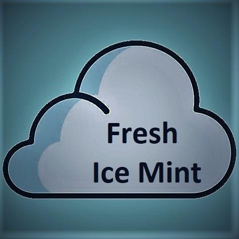 Liquida Liquida, Fresh Ice Mint