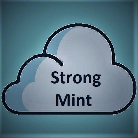 Liquida Liquida, Strong Mint