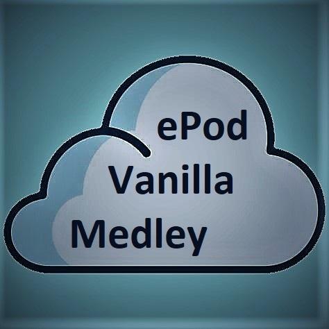 Vype Vype vPro ePod POD - Vanilla Medley (2 pack)