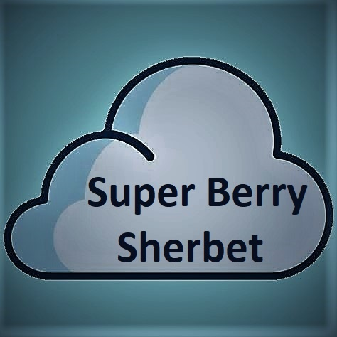 Double Drip Double Drip - Super Berry Sherbet - Nic Salt