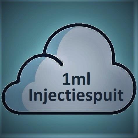Injectiespuit 1ml