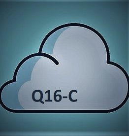 JUSTFOG Q16-C Startset