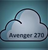 Ijoy IJOY Avenger 270 234W Voice Control TC Startset - 2ML Champagne