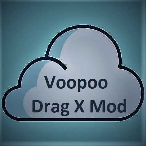 Voopoo Voopoo Drag X Mod POD - 80W Startset