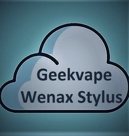Geekvape Geekvape Wenax Stylus Startset 1100mAh